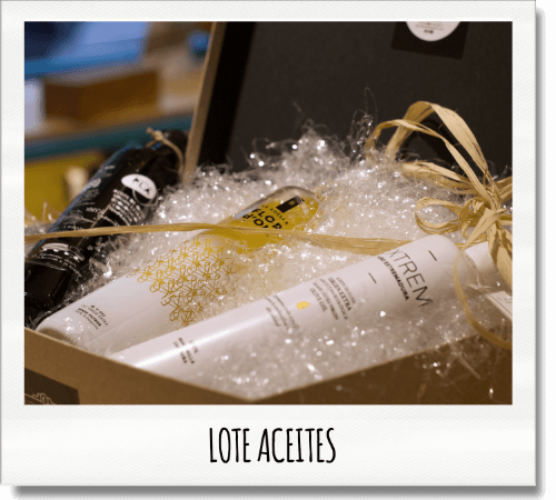 Lote Aceites
